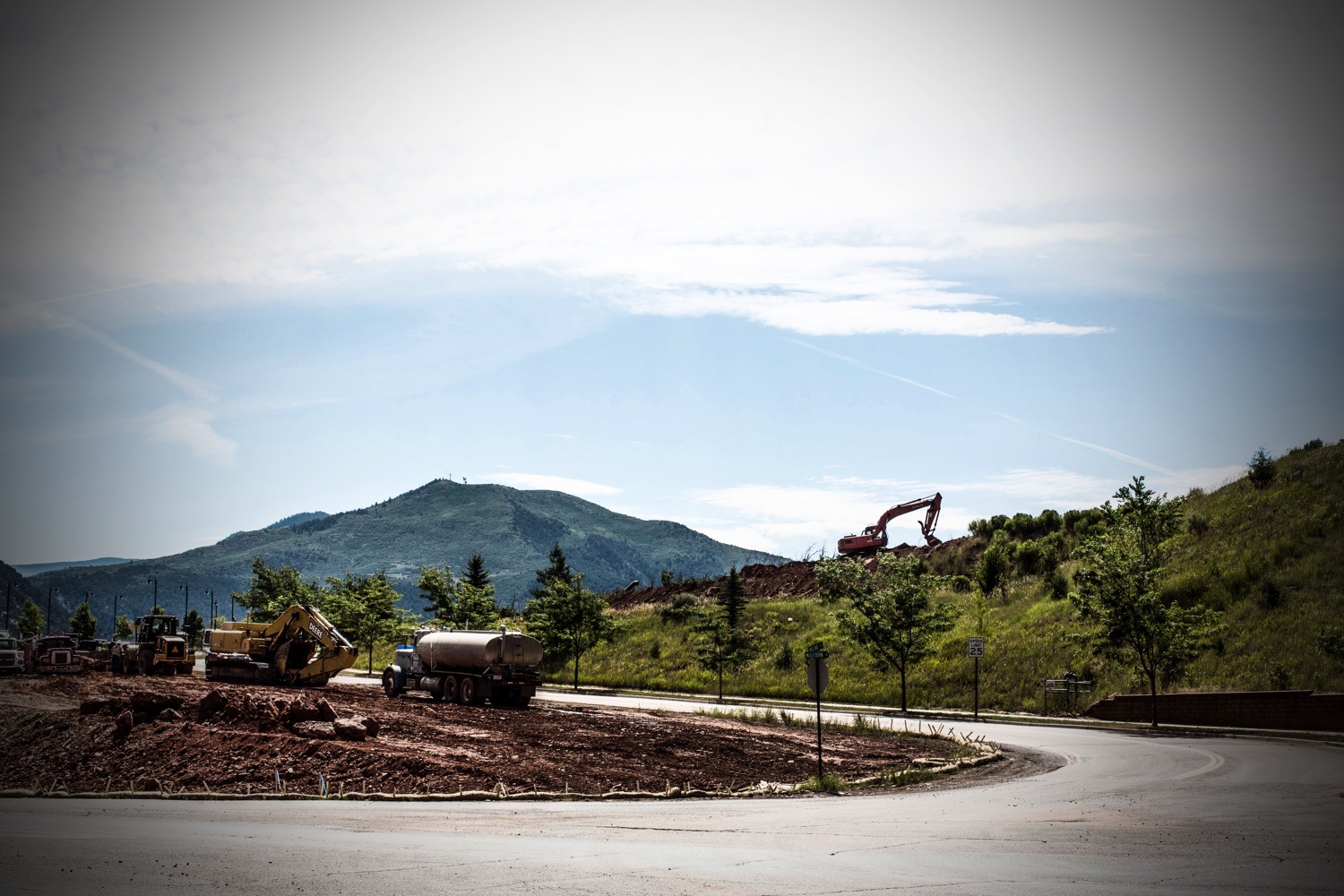 RFTA Phase 1 Park and Ride