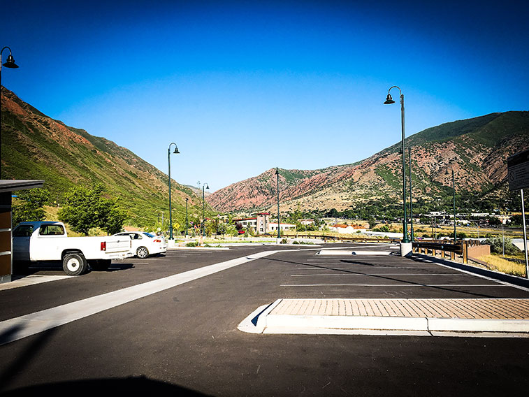 RFTA Phase 2 Park and Ride