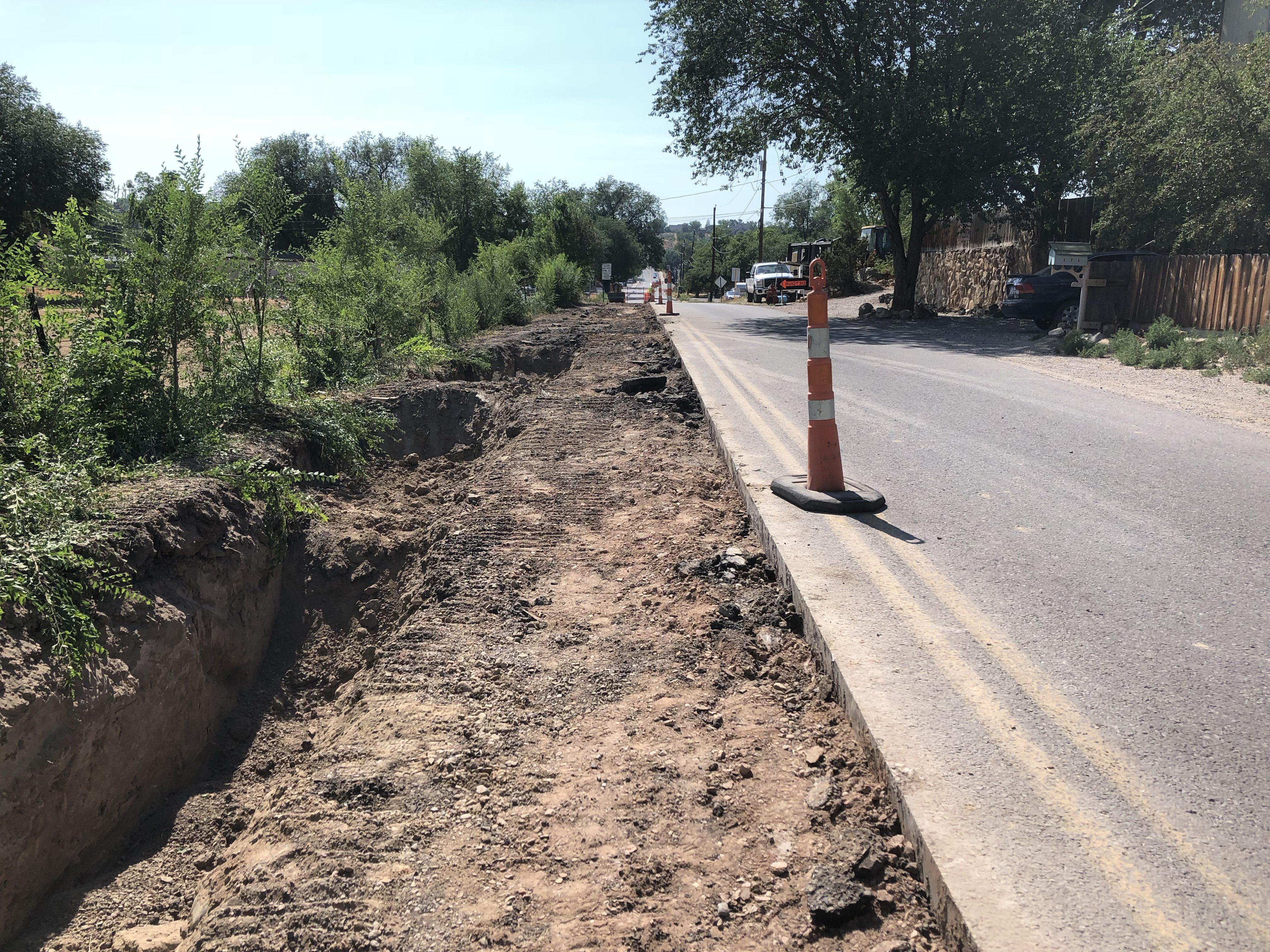 2018 Water Line Improvements